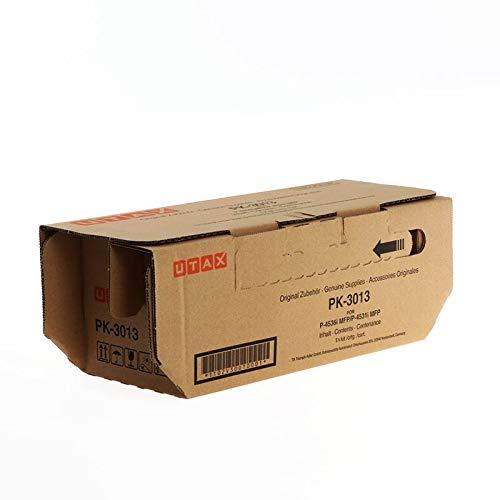 Original Utax 1T02V30UT0 / PK-3013, Premium Drucker-Kartusche, Schwarz, 14500 Seiten