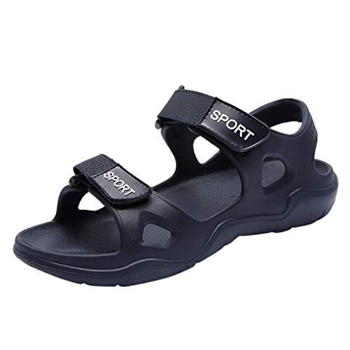 DIKHBJWQ Schuhe Damen Winter Trekking Sandalen Damen Hausschuhe Frauen Weiße Sneaker Damen Overknees Stiefel Damen Reitstiefel Herren Mokassins Damen Schwarz