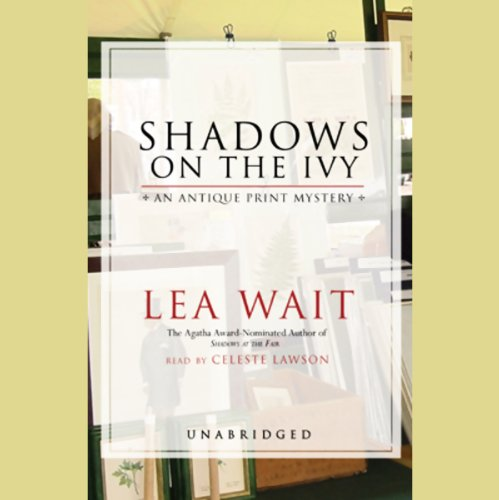 Shadows on the Ivy audiobook cover art