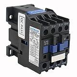 Baomain AC Contactor CJX2-1810 Coil 110V 50/60Hz 3 Phase 1NO (Normally Open)