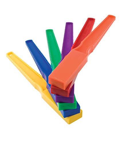 Dowling Magnets Primary Colored Magnet Wands (24 Count), Multi