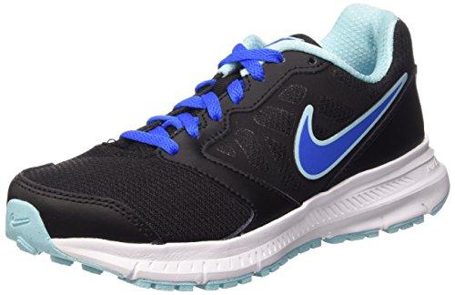 Nike Downshifter 6 - Zapatillas de Running para Mujer, Color Negro/Azul/Blanco, Talla 40
