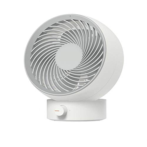 Mini Luchtcirculatie Ventilator Windenergie USB Opladen Geluidsarm Hoge wind
