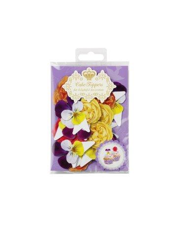 Truly Scrumptious Cupcake Toppers