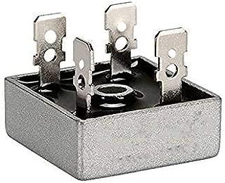 SOLID STATE KBPC2506 BRIDGE RECTIFIER, SINGLE, 25A, 600V, QC (1 piece)