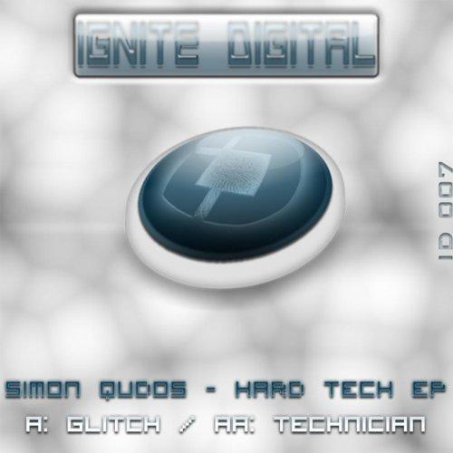 Simon Qudos - Hard Tech EP 1