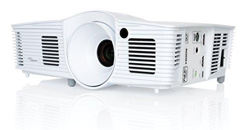 Preisvergleich Produktbild Optoma HD240W DLP Projektor (Full HD,  3000 Lumen,  25.000:1 Kontrast,  3D)