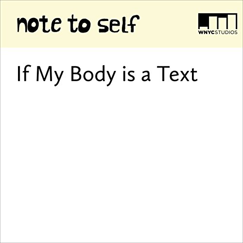 If My Body is a Text audiobook cover art