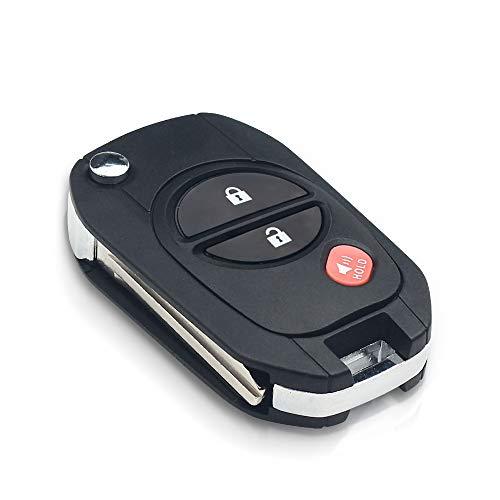 TGBVReplacement Remote Autoschlüssel...