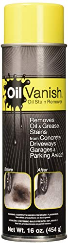 Oil Stain Remover, 16 oz, One Pack