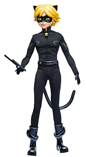 Miraculous 10.5-Inch Cat Noir Fashion Doll by Miraculous