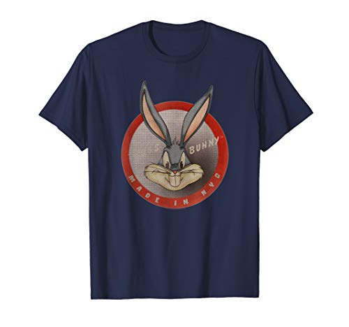 Looney Tunes Bugs Bunny Made In NYC T-Shirt