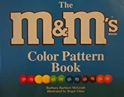 the m&m color pattern book