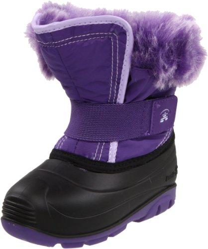 Kamik Sugarplum Cold Weather Boot (Toddler),Deep Purple,9 M US Toddler