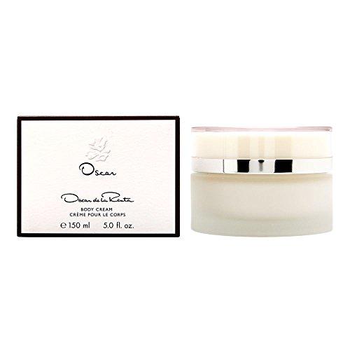 Oscar De La Renta Body Cream for Women, 5 Fl Oz