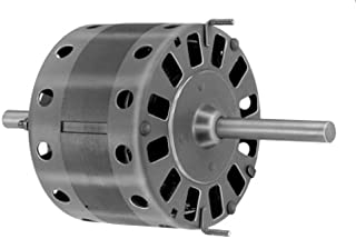 60Hz 1//10HP 115V Fasco D112 4.4 Frame Open Ventilated Shaded Pole General Purpose Motor with Sleeve Bearing 3.6 amps 1500rpm