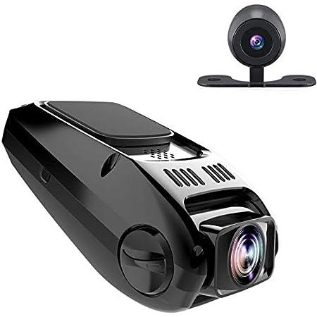 【本日最終日】APEMAN 前後カメラ採用ドライブレコーダー C550A 3,780円送料無料!