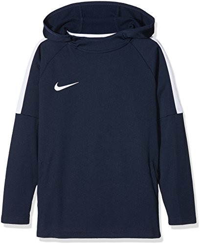 Nike Dry-FIT Academy - Sudadera de fútbol con capucha para niños