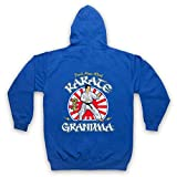 My Icon Art & Clothing Don't Mess with Karate Grandma Martial Arts Expert Adultos Sudadera...