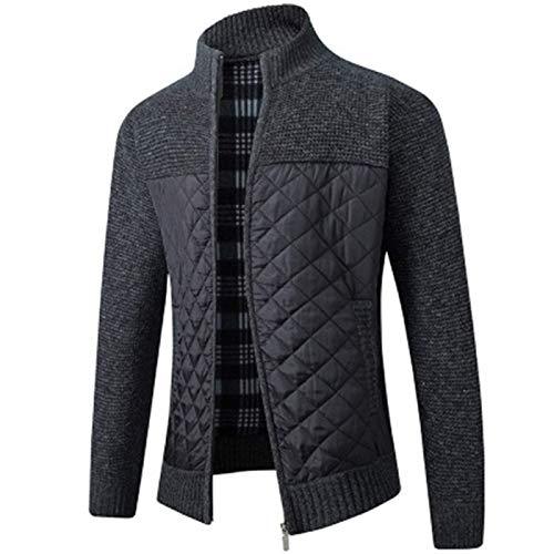 KTZAJO 2021 Sweat à capuche pour homme Imprimé 3D Grande taille Tendance Décontracté Kangourou Poche Streetwear Europe et Amérique - Noir - XXX-Large