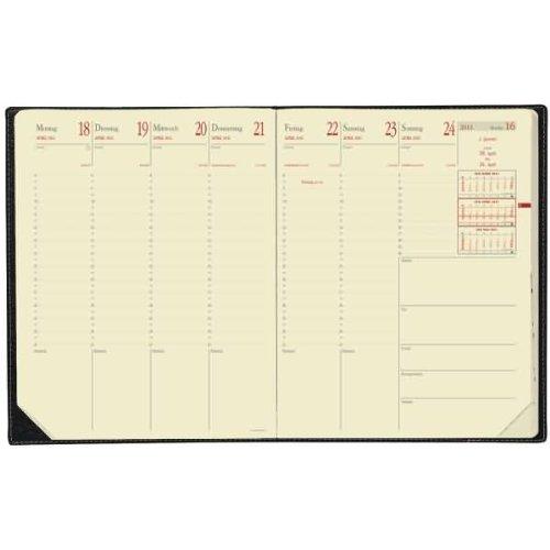 Quo Vadis 287003Q Ersatzkalendarium Pre Prestige 210x270mm Kalendarium 2021