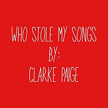 Who Stole My Songs