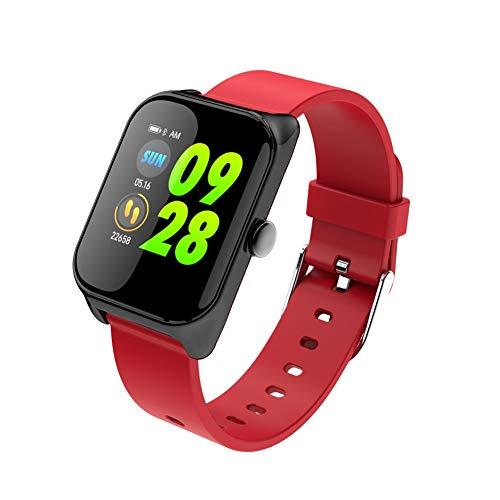 YZY 2019 Smartwatch, fitness armband tracker met hartslagmeter en stappenteller, smart sportarmband voor dames en heren