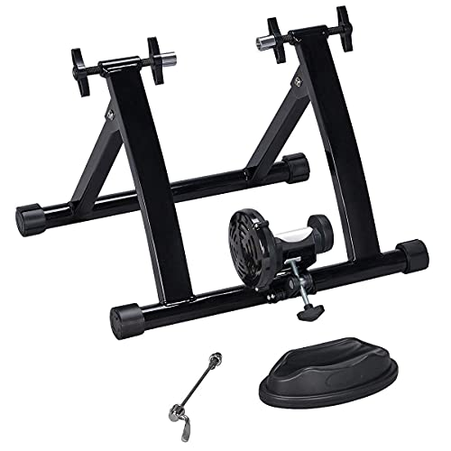 Yaheetech Magnetic Bike Trainer Stand...