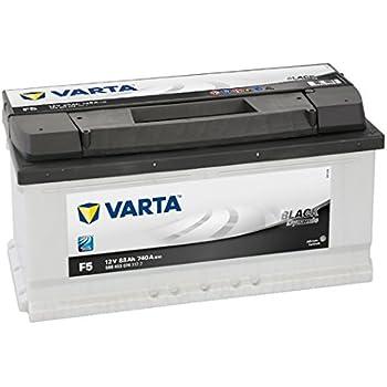 good Varta F6 12 V 90 Ah 720 A Noir dynamique batterie de