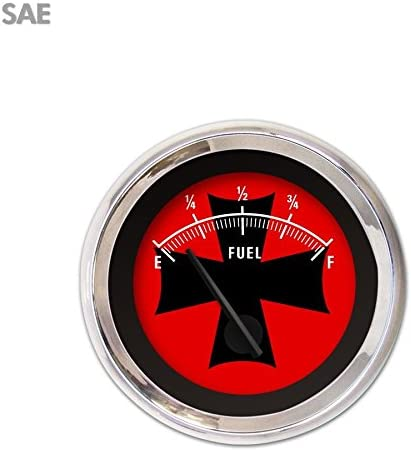 Aurora Instruments GAR175ZEXKABCC Iron Cross Max Free shipping on posting reviews 72% OFF Level Fuel Red Ga
