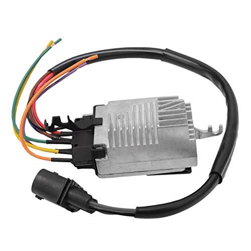 TOOGOO MóDulo de Control del Ventilador de RefrigeracióN del Radiador para A4 A6 SedáN de Lujo de 4 Puertas 2002-2008 8E0959501AG 8E0959501R
