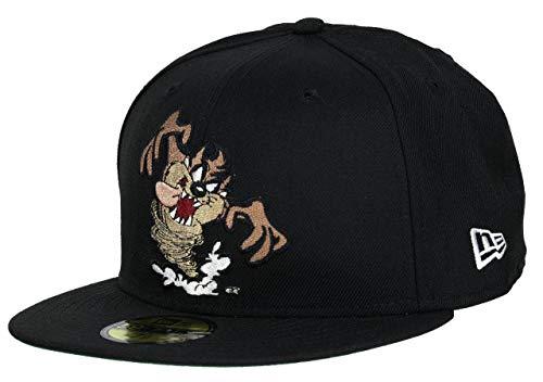 New Era Taz 59fifty Basecap Looney Tunes Black/Green - 7-56cm