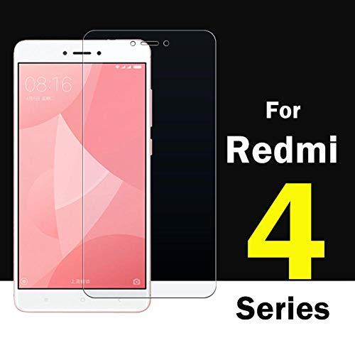 SUNMINGY Xiomi Redmi Note 4 Vidrio para Xiaomi Redmi Note 4 X Seguridad A4 X4 Protector De Pantalla Note4X Vidrio Protector 4A 4X-Redmi 1X