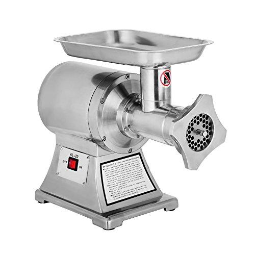 Buoqua 750W Fleischwolf 250kg/h Electric Meat Mincer 225RPM meat grinder electric AL-22 Meat Mincer