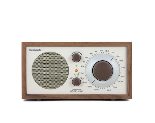 Our #4 Pick is the Tivoli Audio Model One Tabletop Radio