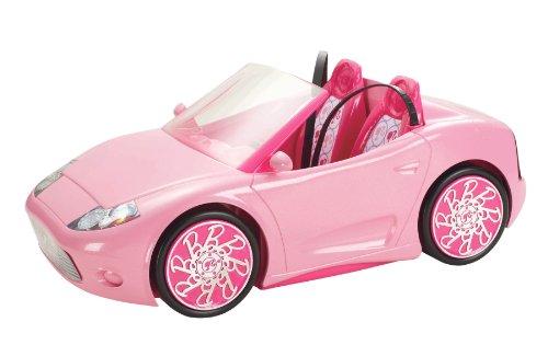 Mattel W3158 - Barbie Glam Cabrio, Auto