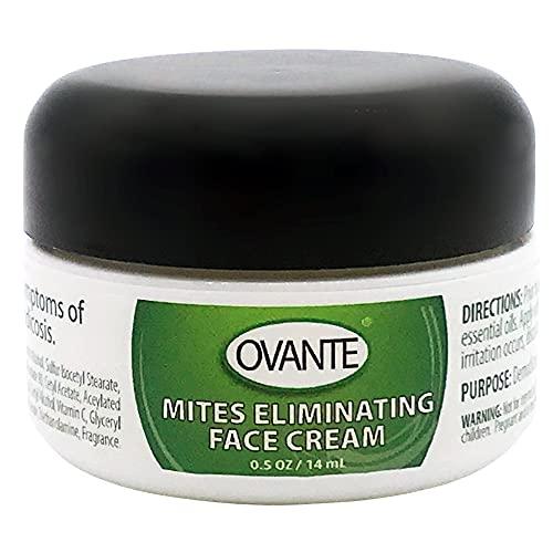 Demodex Mite Eliminating Face Cream for Humans With Demodex | Original Formula | - 0.5 oz