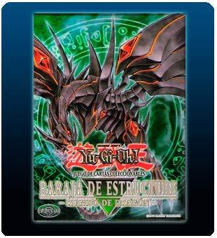 Yu Gi Oh! BARAJA DE Estructura Rugido DE Dragon - Idioma Castellano