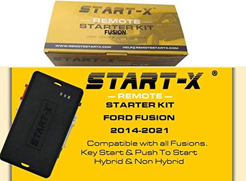 Start-X Remote Starter Compatible