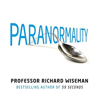 Paranormality cover art