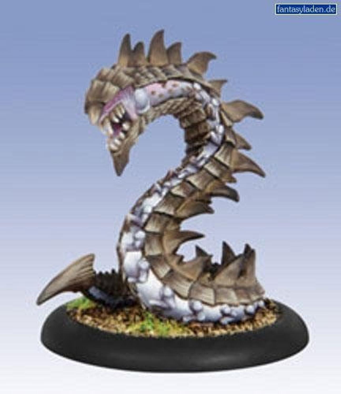 Naga Nightlurker Legion of Everblight Light Warbeast Hordes PIP73061 by Privateer Press