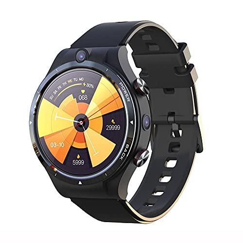 Smart Watch Android Hombres Relojes Inteligentes 4GB 128GB 90 0mAh Power Bank Dual Cámara SmartWatch 2021 4G GPS WiFi