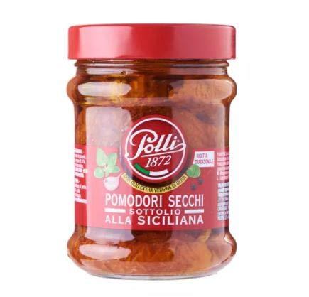 Polli Pomodori Secchi Alla Siciliana 285g - Pomodori...