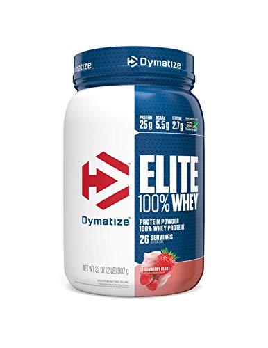 Dymatize Nutrition Dyma Elite Whey Strawberry, 907 g