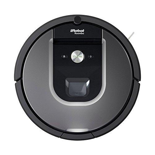Robô Aspirador de Pó Inteligente Bivolt Roomba® 960 iRobot