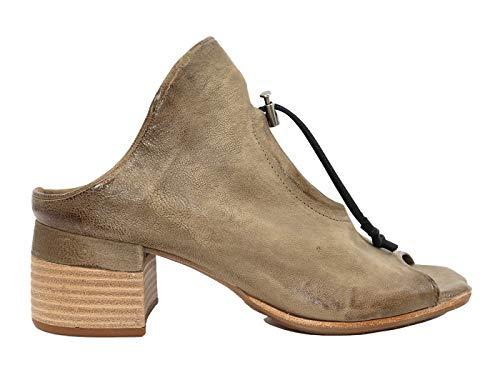 A.S. 98 Africa A19001 - Sandalias de mujer de piel Marrón Size: 37 EU