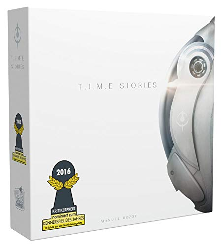 Time Stories- Corse Set Asylum