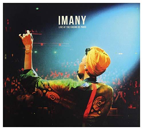 Imany: Live At The Casino De Paris (digipack) [CD]+[DVD]
