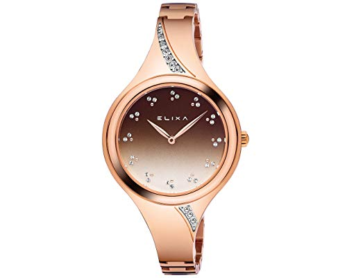 Elixa Reloj de Cuarzo E118-L482