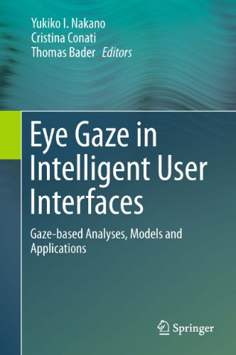 Eye Gaze in Intelligent User Interfaces: Gaze-based Analyses, Models and Applications (English Edition)